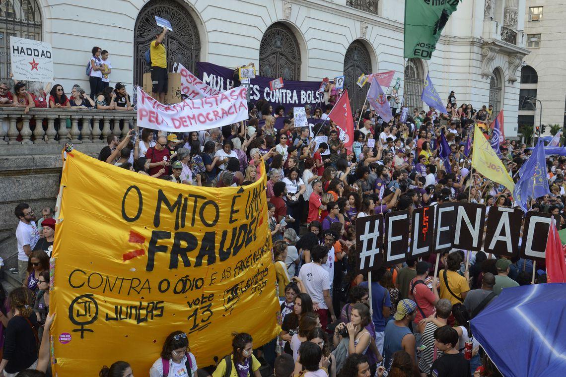 CLADE se pronuncia sobre las elecciones en Brasil: los derechos humanos están amenazados